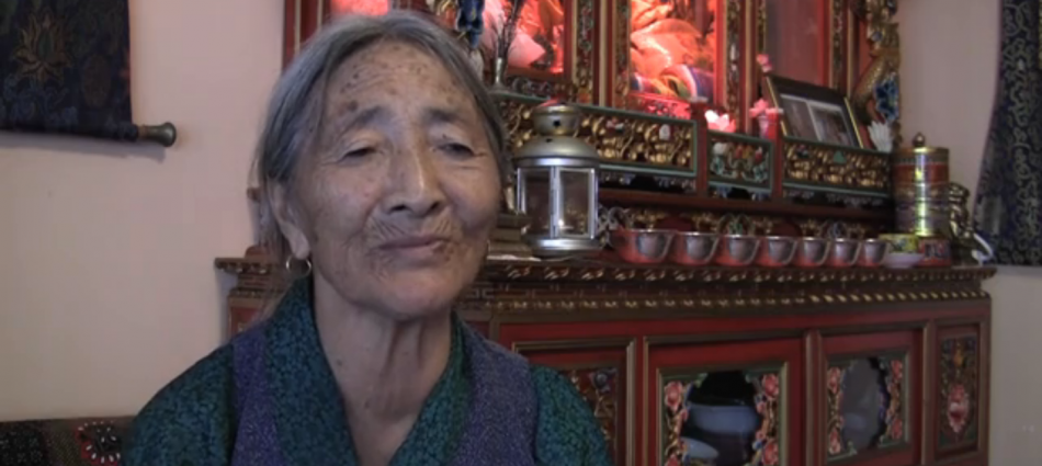 Language Barrier Further Isolates Older Tibetan Immigrants (video)